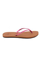 REEF Womens Bliss Luxe tobacco/pink
