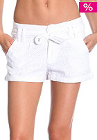 REEF Womens Braganza Short white