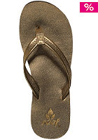 REEF Womens Costa Rica Sandals bronze