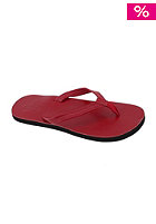 REEF Womens Costa Rica Sandals red patent