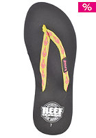 REEF Womens Ginger 30 Yrs Sandals yellow