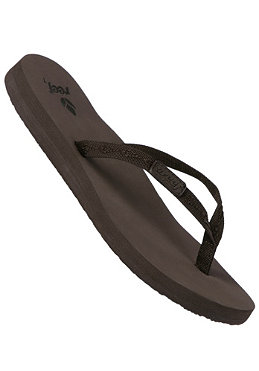 REEF Womens Ginger Sandals brown/brown