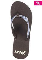 REEF Womens Golden Sandals brown/blue