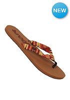 REEF Womens Guatemalan Knot Sandals sunset