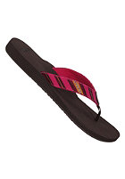 REEF Womens Guatemalan Love Sandals brown/pink