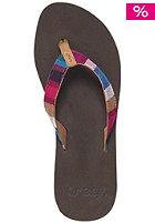 REEF Womens Guatemalan Love Sandals multi