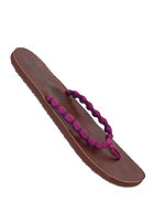 REEF Womens Guatemalan Threads Sandals purple