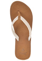 REEF Womens Gypsy Macrame Sandals cream