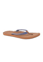 REEF Womens Gypsy Macrame Sandals indigo