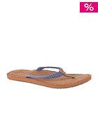 REEF Womens Gypsy Macrame Sandals indigo