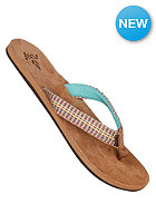 Womens Gypsylove Sandals aqua