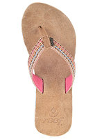 REEF Womens Gypsylove Sandals pink