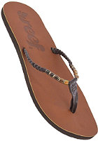 REEF Womens In The Mood 2 Sandals brown