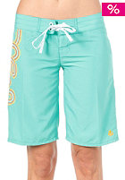 "REEF Womens Kailo Boardshort 11""  mint leaf mixed"