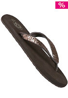 REEF Womens Krystal Sandals brown
