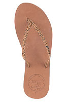 REEF Womens Leather Uptown Sandals leopard
