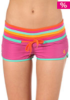 REEF Womens Lilha Boardshorts fuchsia red