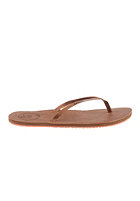 REEF Womens Lthr Uptown brown/coral
