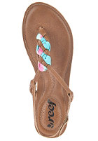 REEF Womens Mayan Sunlight Sandals brown