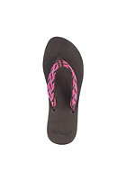 REEF Womens Mid Seas brown/pink
