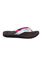 REEF Womens Midday Tides pink multi