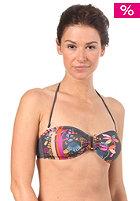 REEF Womens Nalania Bandeau Bikini Top ebony