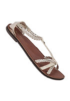 REEF Womens Naomi Sandals champagne/snake
