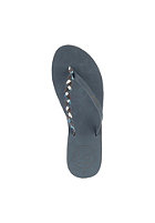 REEF Womens Premium Twyst Sandals blue