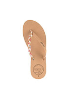 REEF Womens Premium Twyst Sandals tobacco