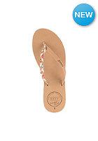 REEF Womens Premium Twyst Sandals tobacco