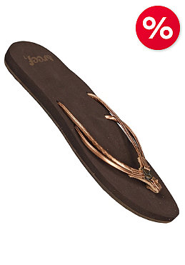 REEF Womens Rexa 2 Sandals brown/bronze