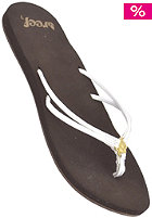 REEF Womens Rexa 2 Sandals white/brown