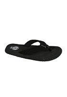 REEF Womens Seaside Sandals black/black