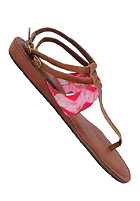 REEF Womens Tonsai Sandals hot pink/white