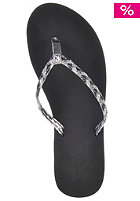 REEF Womens Twisted Stars Sandals black/pewter