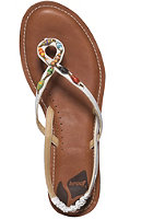REEF Womens Ugandal 3 Sandals white