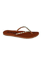 REEF Womens Ugandal 4 Sandals tan/aqua