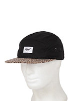 REELL 5 Panel Cap Wildlife black