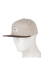 REELL 5 Panel Cap Wildlife stone