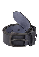 REELL All Black Buckle Belt blue