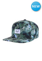 REELL Allover Crystal 6-Panel Cap crystal