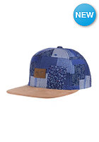 REELL Allover Japanese Mix 6-Panel Cap japanese mix