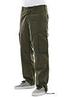 REELL Cargo Pant forest green