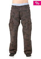 REELL Cargo Pant ripstop black camo