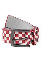 REELL Checkered Belt white-red