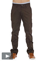 REELL Chino II Pant coffe brown 