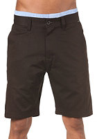 REELL Chino Shorts coffe brown