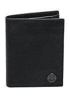 REELL Clean Lthr Wallet black