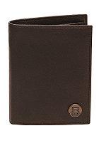 REELL Clean Lthr Wallet brown