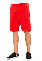REELL Grip Chino Short coral red